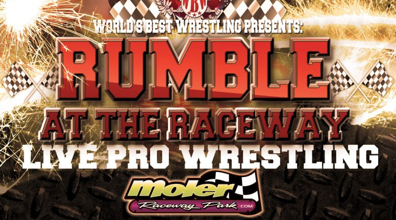 Rumble At The Raceway *Cancelled*