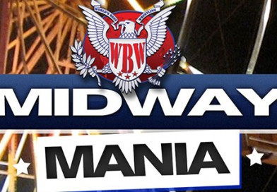 WBW: Midway Mania 2016 On Aug.12th & 13th Hamilton County Fair Cincinnati, Ohio