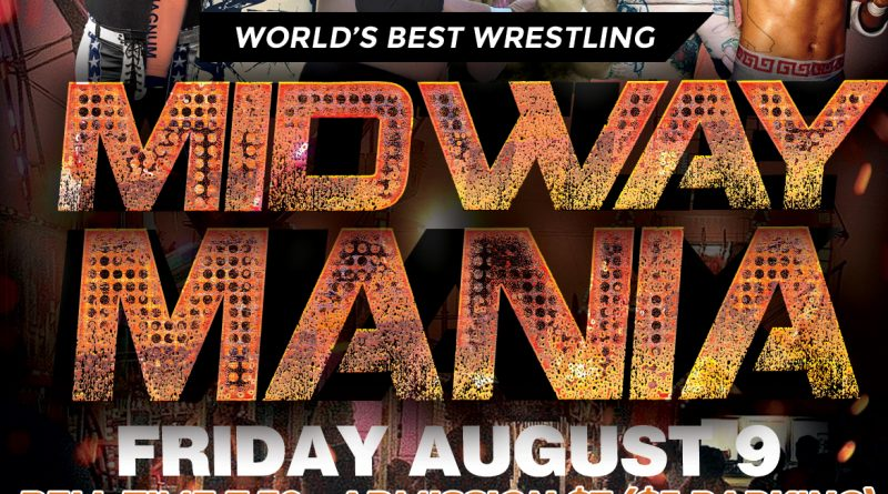 WBW: Midway Mania 2019 Aug 9th Cincinnati, Ohio